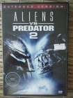 Aliens VS Predator 2 Extended Version DVD FSK18
