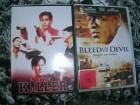 THE KILLER DVD + BLEED FOR THE DEVIL DVD NEU OVP