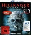 3D Blu-ray Hellraiser: Revelations - Die Offenbarung wie NEU