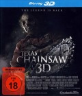 Blu-ray Texas Chainsaw 3D UNCUT wie NEU