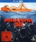 3D Blu-ray Piranha - UNCUT  wie NEU