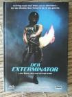 Der Exterminator Blu-Ray Limited Director´s Cut Mediabook