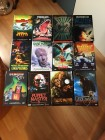 X-Rated DVDs Horrorfilme Hartboxen