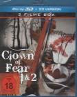 Clown Of Fear 1&2 (2 Filme) [3D Blu-ray]