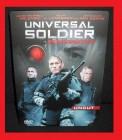 Universal Soldier: Regeneration uncut DVD Steelbook NEU