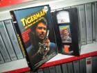 VHS - Tigerman - David Hasselhoff - John Saxon - VPS