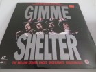 The Rolling Stones: Gimme Shelter PAL 90min (Laser disc)