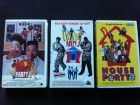 House Party 1, 2, 3 auf VHS / RCA / Eagle Pictures / VMP