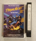 Prom Night 3 (Madison Video)