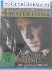 A beautiful Mind - Russell Crowe, Jennifer Connelly, Bettany