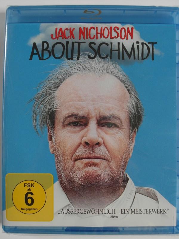 About Schmidt - Jack Nicholson, Hope Davis - Bräutigam