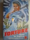 VHS - Torture - Trauma der Vergeltung - Vestron - Rarität