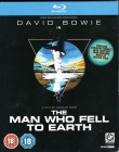 THE MAN WHO FELL TO EARTH Blu-ray UK Import David Bowie