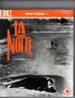 LA NOTTE Blu-ray UK Import Michelangelo Antonioni Klassiker
