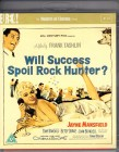 WILL SUCCESS SPOIL ROCK HUNTER Blu-ray + DVD UK Import
