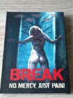 BREAK - NO MERCY,JUST PAIN - LIM.MEDIABOOK C - UNCUT