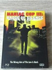 MANIAC COP 3 (WILLIAM LUSTIG) LIM.MEDIABOOK D - UNCUT