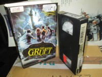 VHS - Die Gruft - Hit Film Hardcover