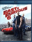 FAST & FURIOUS 6 Blu-ray - Vin Diesel Paul Walker D. Johnson