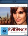 EVIDENCE Blu-ray - Angelina Jolie Anna Gunn Thriller