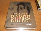 RAMBO TRILOGY  4-DVD Ultimate Edition TINBOX mit Rambo-Tag