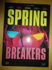 Spring Breakers , Mediabook, Blu-Ray