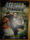 Abraham Lincoln vs. Zombies , `84, Mediabook, Blu-Ray