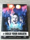 HOLD YOUR BREATH - LIM.MEDIABOOK B - NR.182 - UNCUT