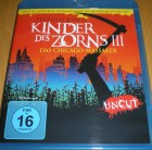 Kinder des Zorns 3 - Das Chicago Massaker Uncut  Blu-ray
