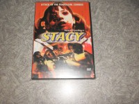 STACY Attack of the Schoolgirl Zombies NL-DVD Uncut WIE NEU!