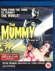 THE MUMMY Blu-ray + DVD Import Rache der Pharaonen Mumie
