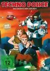 Techno Police - Das Gesetz der Zukunft - DVD