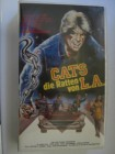 VHS -  CATS, die Ratten von L.A. - VMP Video - RAR