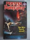 VHS -  Priester der Dunkelheit - UFA Video - Rarität