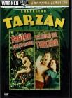 Tarzan, der Affenmensch / Tarzans Rache - deutsche Tonspur