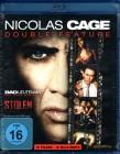 BAD LIEUTENANT + STOLEN 2x Blu-ray Nicolas Cage Double