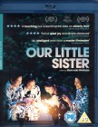 OUR LITTLE SISTER Blu-ray UK Import Japan Arthaus Kino