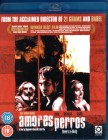 AMORES PERROS Blu-ray UK Import - der geniale Thriller