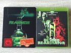 RE ANIMATOR 1,2,3 - BEYOND RE ANIMATOR - BLURAY - UNCUT