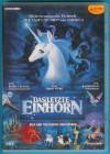 Das letzte Einhorn DVD fast NEUWERTIG