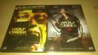 Wolf Creek 1 + 2 UNRATED Kleine Hartbox 84 Entertainment.