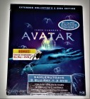 Avatar - Extended Blu-ray Collectors Edition 3 Blu-rays3DVDs