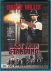 Last Man Standing DVD Bruce Willis, Bruce Dern NEUWERTIG