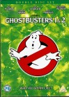 Ghostbusters I & II - Deluxe Edition (2 DVD) deutscher Ton