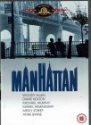 Manhattan - Woody Allen, Diane Keaton, Meryl Streep -deutsch