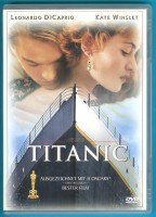 Titanic DVD Leonardo DiCaprio, Kate Winslet s. g. Zustand
