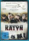 Das Massaker von Katyn DVD Andrzej Chyra NEU/OVP