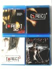 REC 1,2,3,4, + REMAKE BLURAY - TEIL 1 3D - UNCUT
