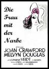 DIE FRAU MIT DER NARBE  Drama/Thriller 1941