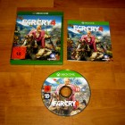 XBOX ONE - FAR CRY 4 - KYRAT - DEUTSCH - TOP ZUSTAND  USK 18